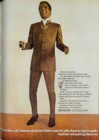 nehru jacket style combination - sammy davis jr2