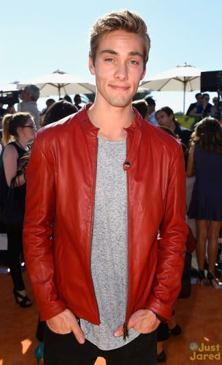 boys in leather - austin north in sand copenhagen leather jacket