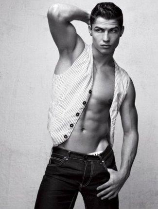cristiano ronaldo armani underwear model