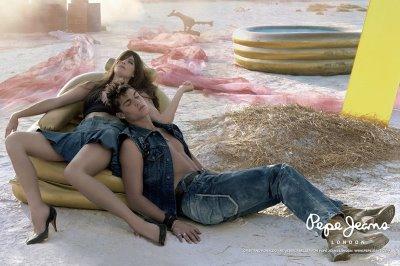 cristiano ronaldo pepe jeans - 2005 model4