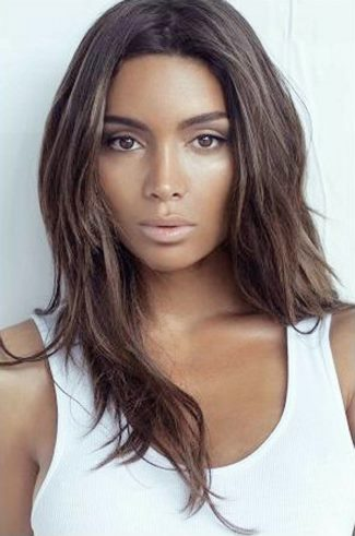 famous black transgender celebrities - ines rau - before and after2