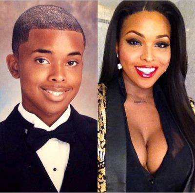 famous black transgender models - amiyah scott - before and after2
