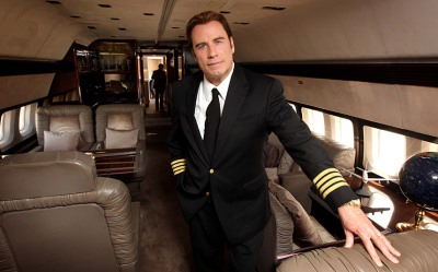 famous celebrity pilots - john travolta2