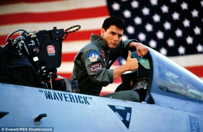 famous pilots - tom cruise2