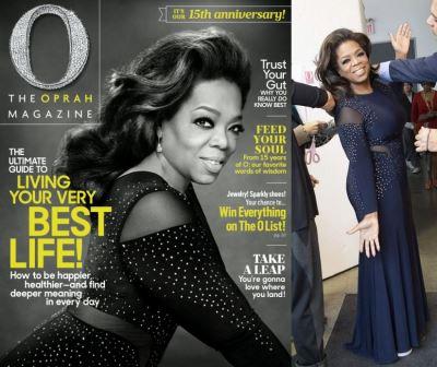 full figured dress 2016 - xscape dress on oprah5