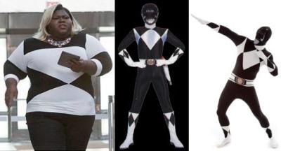 gabourey sidibe empire becky dress - inspired by power rangers4
