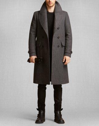 general hux coat alternative - belstaff milford coat