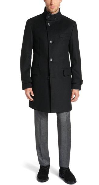 general hux coat alternative - hugo boss sintrax