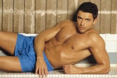hot italian men - Mark Consuelos
