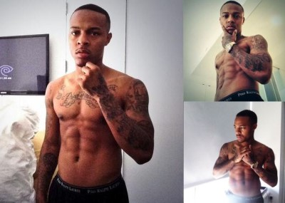 hot young black guys - bowwow - shad moss shirtless underwear