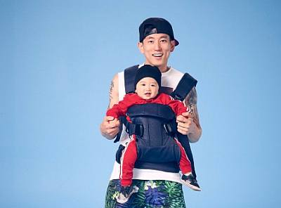jake choi single parents miggy