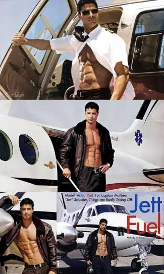 real hot pilots - matthew jett schaefer