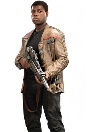star-wars-finn-leather-jacket - Custom Made Nubuck Jacket
