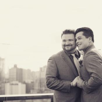 vincent rodriguez husband wedding