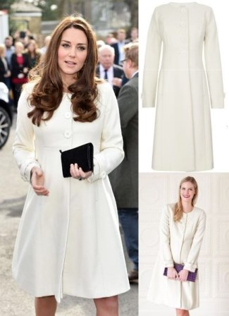 womens winter coats 2016 - kate middleton in Kate in JoJo Maman Bebe3
