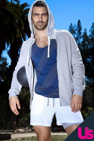 celebrity briefs underwear 2016 - nyle di marco 2xist menswear