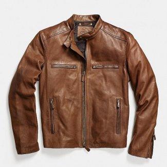 chris evans top gear leather jacket similar