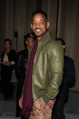 green leather - will smith by valentino2