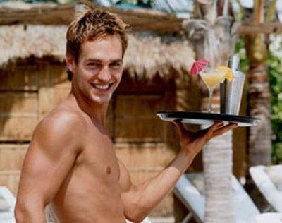 hot bartenders - cosmo 2009