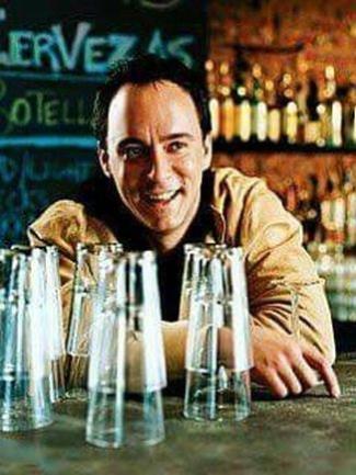 hot bartenders - dave matthews