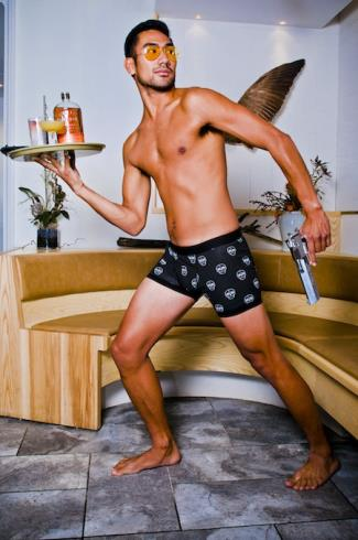 hot bartenders vancouver - nelson ray - pidgin or the portside pub