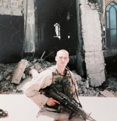 jake mclauglin soldier uniform - iraq2