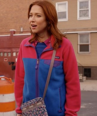 kimmy schmidt bags and shoes - lesportsac kasey cross-body handbag