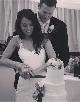 tom hopper wife - wedding2