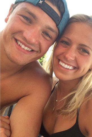 Christian Hackenberg girlfriend Tatum Coffey