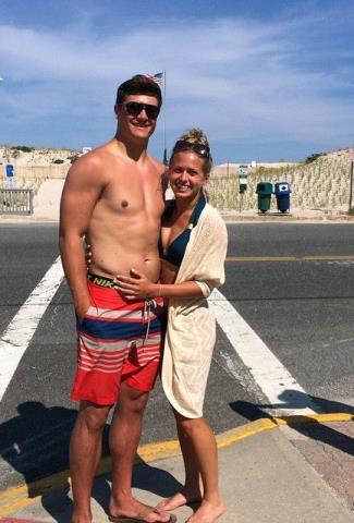 Christian Hackenberg hot body