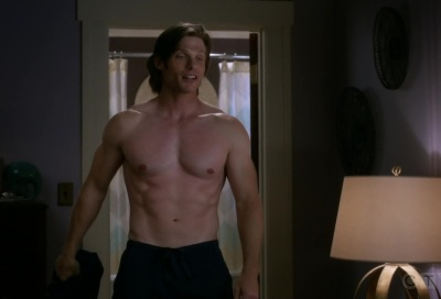 chris carmack shirtless now and then