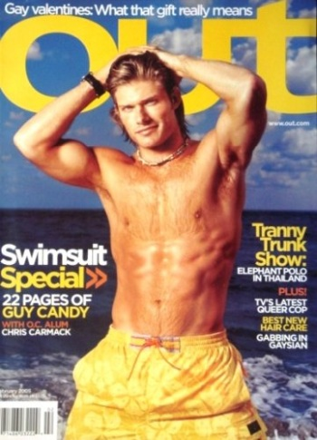 chris carmack young male model