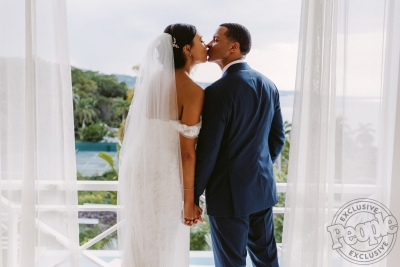 errol barnett wedding to wife ariana
