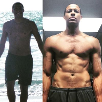 errol barnett weight loss before and after