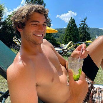 taylor fritz shirtless tennis player