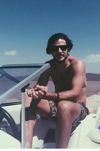 Alberto Frezza sexy hot body - dead of summer