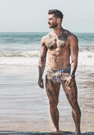 Kyle Krieger underwear - nico tortorella boyfriend2u