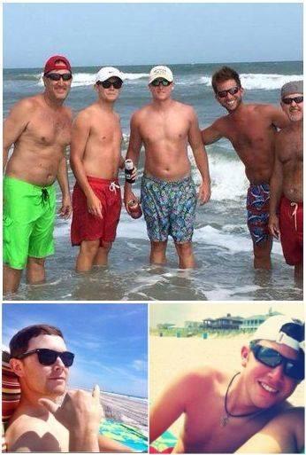 Scotty McCreery shirtless photos