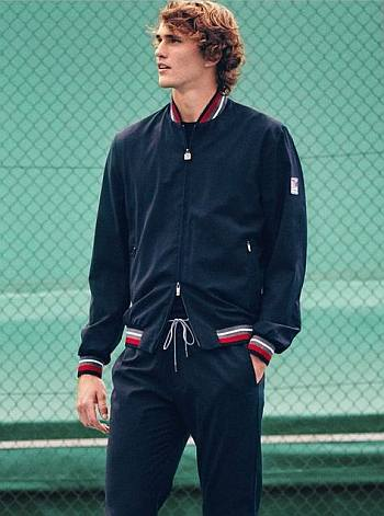 alexander zverev endorsements - zegna