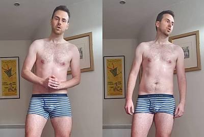andy west underwear boxer briefs bbc reality star