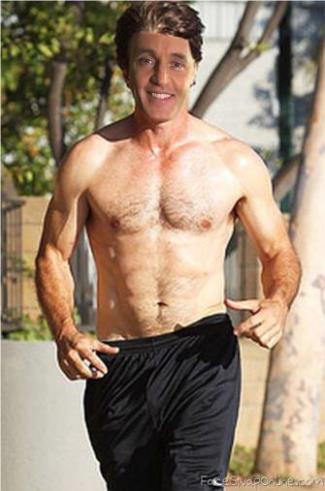 ben mulroney shirtless fake2