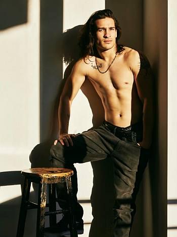 biaggo ali walsh shirtless modeling photos