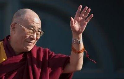 dalai lama rolex watch