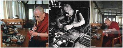 dalai lama watch repair
