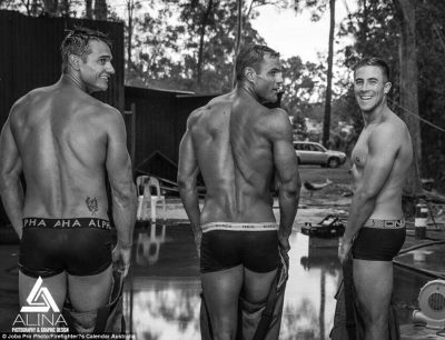 firefighters underwear - bonds - aussie firemen