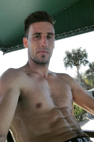 hot male tennis hunks - Damir Dzumhur2