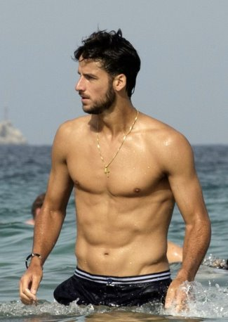 hot male tennis hunks - feliciano lopez