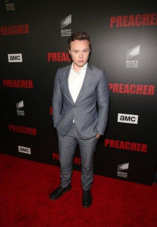 ian colletti hot - preacher red carpet premiere