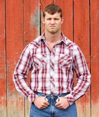 jared keeso plaid shirt - letterkenny