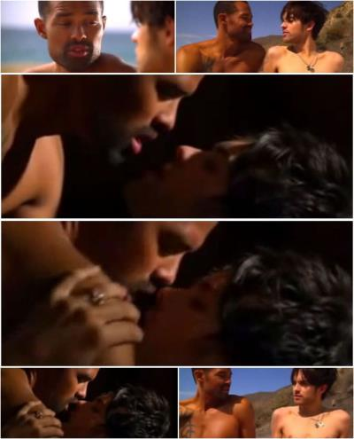 jason olive gay with thomas dekker in kaboom2